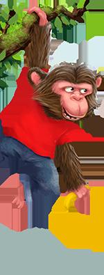 Wilie Learn Monkey