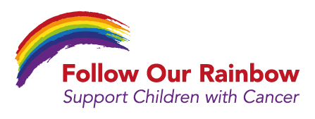 Support children with Cancer logo