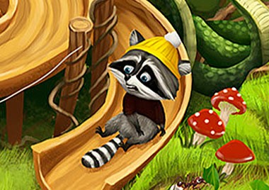 Rory Racoon