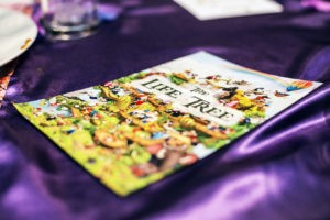 A gift for children - a beautiful book of rhyming verse