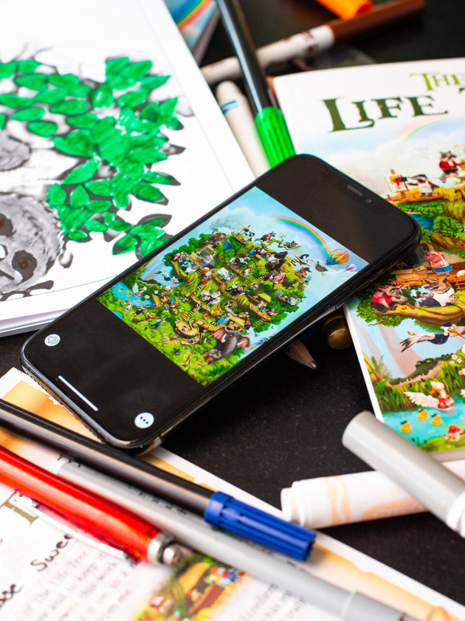 Personalised Magical Life Tree Full Package
